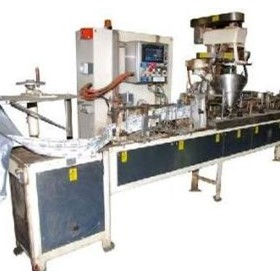 Sachet Filling Machine | BARTELT Packager