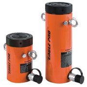 Single Acting Lock Nut Cylinders - PLC Series