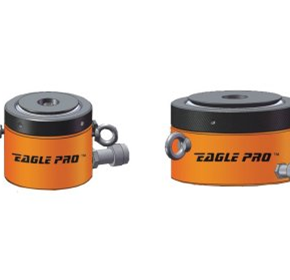 Pancake Lock Nut Cylinders - PPLC Series