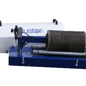 Air Filter Cleaning System | D'Duster | Field Model
