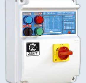 Electromechanical Control Panel | Q1M