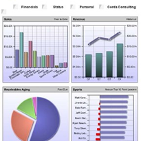 Performance Management | Web Reporting Dashboards