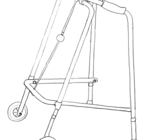 Walking Frame - Coopers