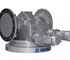 Two robust geared motors for every heliostat enable high-precision movements for two axes.