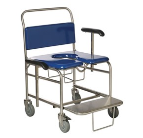 Bariatric Shower Chairs & Trolleys