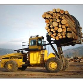Log Stacker - 35 Series
