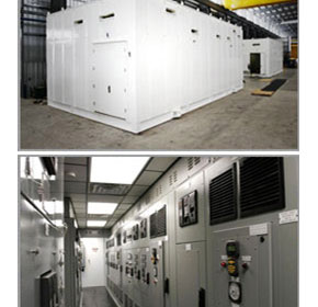 Fabricated Power Control Enclosures