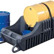 Spill Containment Caddy for Drums | R.J. Cox
