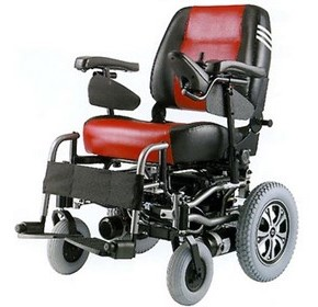 Power & Electric Wheelchairs