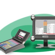 POS Cash Registers with a Small Footprint