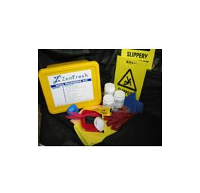 Biohazard & Body Fluid Spill Kits