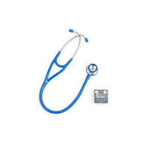 Cardiology Dual Head Stethoscope - Spirit Deluxe