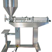 Rotary Valve Piston Filler With Hopper - iopak