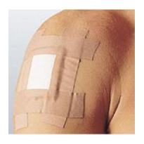 Zinc Oxide Wound Dressing Tape | Leukoplast