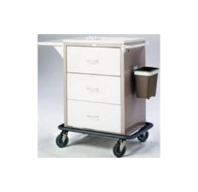 3 Drawer Medication Trolley | Kerry Flexicart Webster