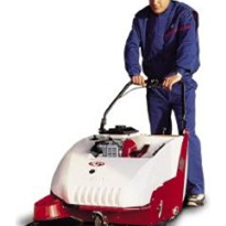 Walk Behind Vacuum Sweeper - RCM Brava 600