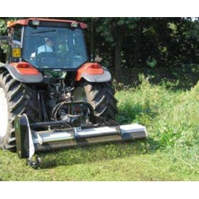 Brush & Grass Mulcher - PMM