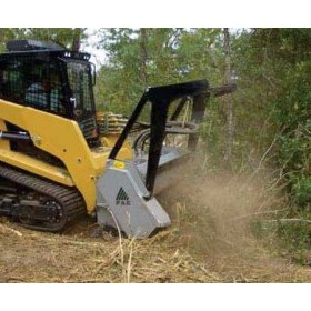 Heavy Duty Hydraulic Mulchers