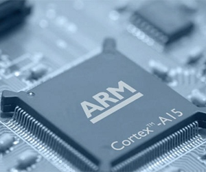 ARM chips are at the heart of 95 per cent of mobile phones.