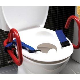 Children's Toilet Support Rail - Standard