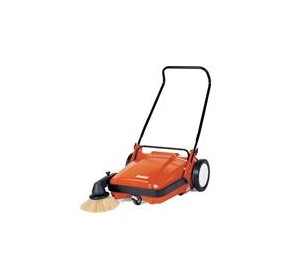 Walk Behind Floor Sweeper & Scrubber