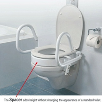 Toilet Spacers