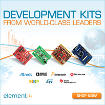 Wide Range of Development Kits | element14