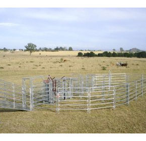 Portable Cattle Panel