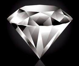 Diamond is not only the oldest but also the hardest, naturally occurring substance on earth.