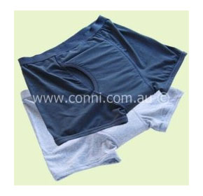 Incontinence Undergarments - Conni Mens Kalven