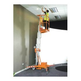 Personnel Lifts - PAM Series