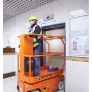 Electric Scissor Lifts - TM12