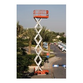 Electric Scissor Lifts - S-E Series