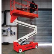 Electric Scissor Lifts - SL20E