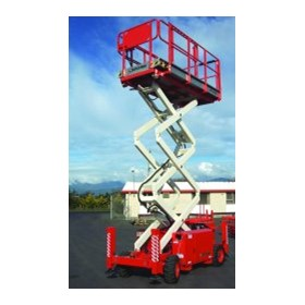 Rough Terrain Scissor Lifts - SR2255