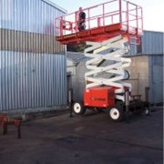 Rough Terrain Scissor Lifts - S2770RT & S3370RT