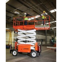 Rough Terrain Scissor Lifts - S2770BE & S3370BE