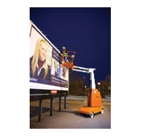 Electric Boom Lifts - MB Series