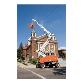 Articulating Boom Lifts - A85JRT