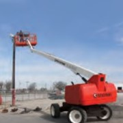 Telescopic Boom Lifts - T40RT & T46JRT