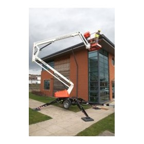 Truck Mounted Lifts - TL37J