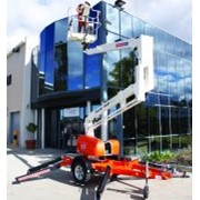 Truck Mounted Lifts - MHP13AT & MHP14AT