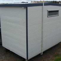 Used Transportable Building - Male Toilet Block