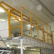 Watergate Safety Gate Fall Protection System