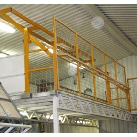 Fall Protection System | Watergate Safety Gate