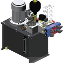 Hydraulic Power Unit – HYBOX Flex Basic