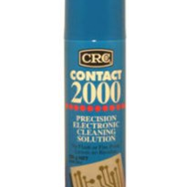 Electronic Cleaning Solution - CRC Contact 2000