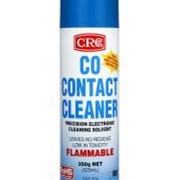 Electronic Cleaning Solvent - CRC CO Contact Cleaner
