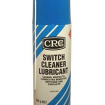 Cleaner - CRC Switch Cleaner Lubricant