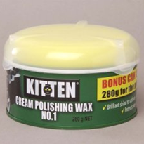 Cream Polishing Wax - KITTEN No 1